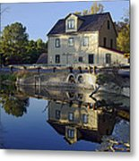 Abbotts Mill Metal Print by Brian Wallace