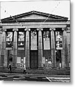 Aberdeen Music Hall Formerly The Citys Assembly Rooms Union Street Scotland Uk Metal Print by Joe Fox