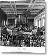Abolition Convention, 1840 Metal Print by Granger