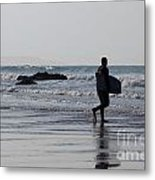 Acquaman Metal Print by Brian Roscorla