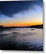After The Storm Metal Print by Jaroslav Zapletal
