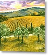 After The Storm Orig. For Sale Metal Print by Michael Swanson