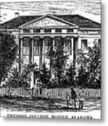 Alabama: Emerson College Metal Print by Granger
