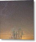 Alqueva Dark Sky Reserve Metal Print by Andre Goncalves