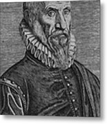 Ambroise Pare, The Great 16th Century Metal Print by Everett