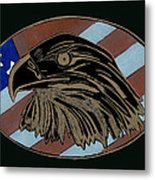 American Independence Day Metal Print by Jim Ross