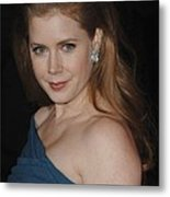 Amy Adams At Arrivals For 22nd Annual Metal Print by Everett