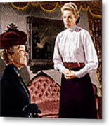 Anastasia, From Left Helen Hayes Metal Print by Everett