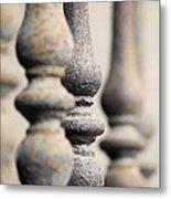 Ancient Spindles Metal Print by Terry Ellis