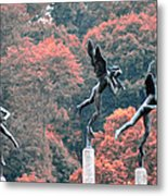 Angels Metal Print by Bill Cannon