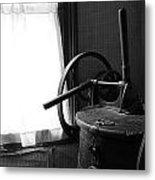 Antique Washing Machine Metal Print by Scott Hovind