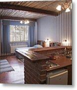 Apartment Suite In A Luxury Hotel Metal Print by Jaak Nilson