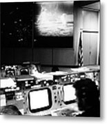 Apollo 11: Mission Control Metal Print by Granger
