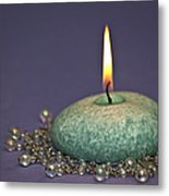 Aromatherapy Metal Print by Carolyn Marshall