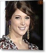 Ashley Greene At Arrivals For Premiere Metal Print by Everett