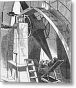 Astronomer, 1869 Metal Print by Granger