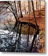 Autumn - 4 Metal Print by Okan YILMAZ