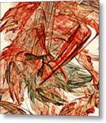 Autumn Metal Print by Sharon Lisa Clarke