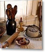 Baked Goods Metal Print by Carmen Del Valle
