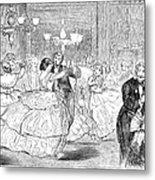Ball, 1858 Metal Print by Granger