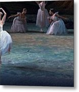 Ballerinas At The Vaganova Academy Metal Print by Richard Nowitz