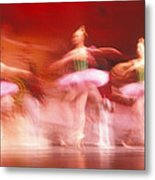 Ballet Dancers Metal Print by John Wong