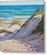 Beach Dunes Metal Print by Graham Gercken