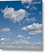 Beautiful Skies Metal Print by Bill Cannon
