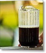 Beer 30 Somewhere Metal Print by Edward Peterson