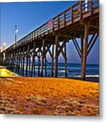 Before The Sun Metal Print by Betsy Knapp