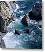 Big Sur Metal Print by Anthony Citro