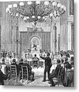Black Convention, 1876 Metal Print by Granger