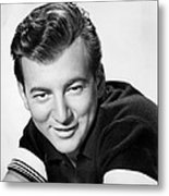 Bobby Darin, Ca. 1950s Metal Print by Everett