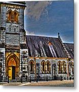 Bodalla All Saints Anglican Church  Metal Print by Joanne Kocwin