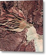 Bombetoka Bay, Madagascar Metal Print by Nasa