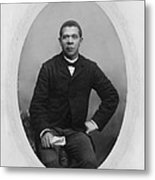 Booker T. Washington 1856-1915,  Ca Metal Print by Everett