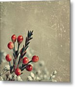 Bouquetterie Metal Print by Aimelle