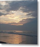 Breaking Through Metal Print by Bill Cannon