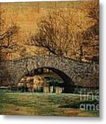 Bridge From The Past Metal Print by Nishanth Gopinathan
