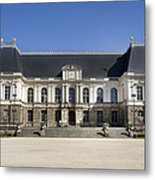 Brittany Parliament Metal Print by Jane Rix