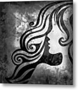 Btw I Loved You 2 Metal Print by Angelina Vick