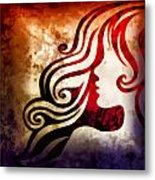 Btw I Loved You 3 Metal Print by Angelina Vick