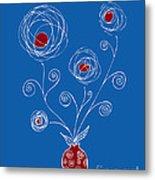 Bulb Flower Metal Print by Frank Tschakert