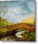 By The River Metal Print by Svetlana Sewell