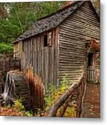 Cable Mill Metal Print by Charles Warren