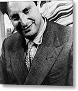 Carlo Levi (1902-1975) Metal Print by Granger