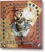 Carnival Boy Metal Print by Anastasia Weigle