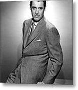 Cary Grant, Ca. 1940s Metal Print by Everett