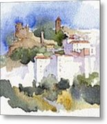 Casares 1 Metal Print by Stephanie Aarons