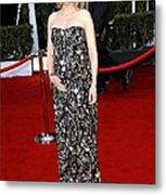 Cate Blanchett Wearing A Balenciaga Metal Print by Everett